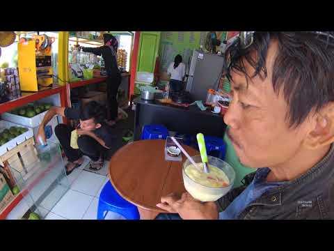 Indonesia Sumedang Street Food 2373 Part.2 Fresh Drink Icha Juice JL. Ahmad Yani  YN010329