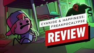 Cyanide & Happiness - Freakpocalypse Review (Video Game Video Review)