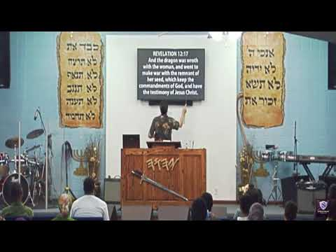 Scripture Study with Teacher Shane 05-02-18 | The Strange Woman |
