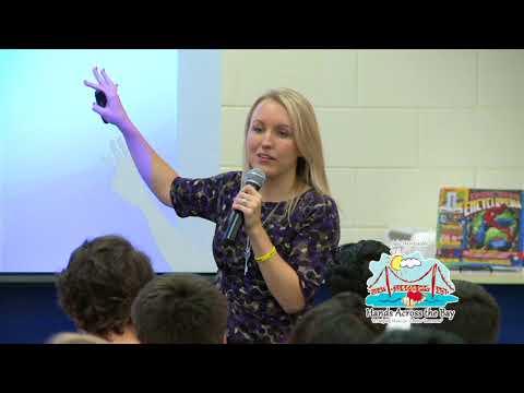 Melissa Dohme Speaking: Teen Dating 101 Presentation