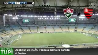Fluminense 0 x 1 Flamengo - Quartas de Final - Copa Sul-Americana - 25/10/2017 - AO VIVO