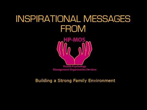 Building a Strong Family Environment