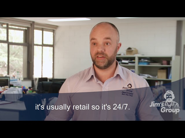 Why buy a regional frachisor business over a retail business? | 131 546 | www.jims.net |