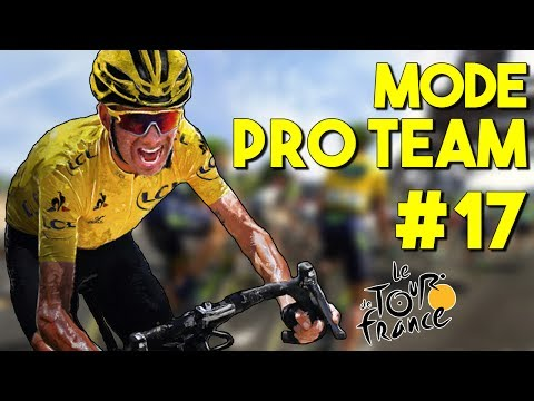 Tour de France 2017 | Mode Pro Team #17 : GAUDU EN GRANDE FORME !!