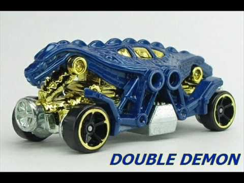 Double Demon Vs Danicar Vs Dodge Challenger Drift Car