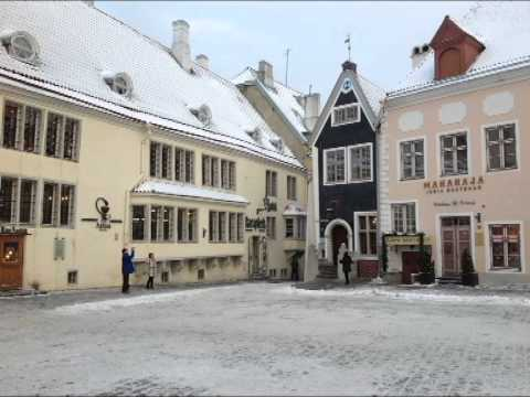 2013 January  Photos of Tallin  Estonia