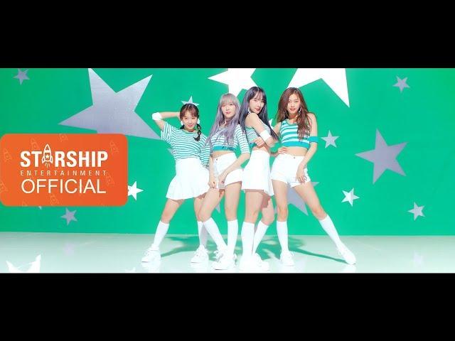 [Special Clip] 우주미키(WJMK) - 짜릿하게(STRONG) Green ver.