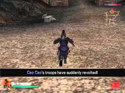 Dynasty Warriors 4 He Jin Returns