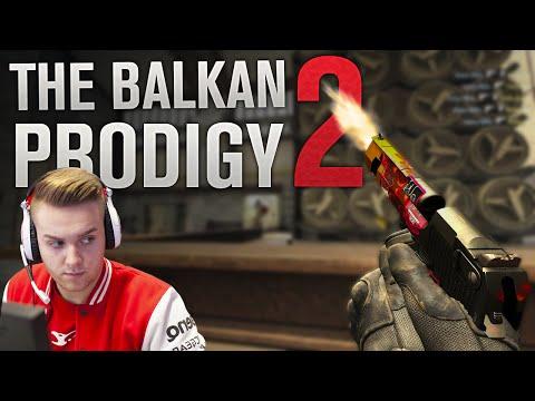 "Nikola ""NiKo"" Kovač highlights - The Balkan Prodigy 2"