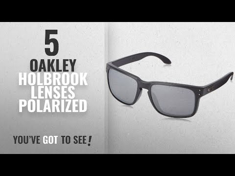 d53fcdd585fbc Top 10 Oakley Holbrook Lenses  2018     New   Popular