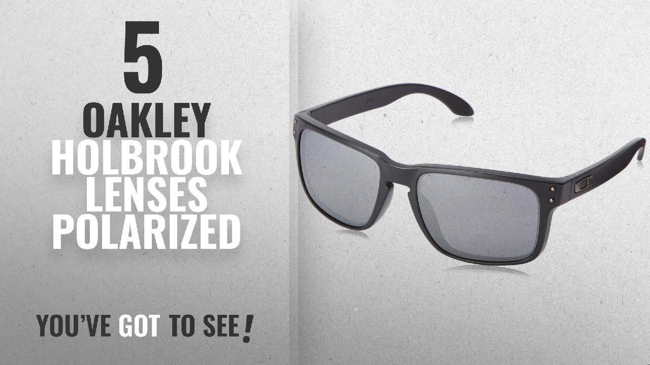 41793ca8715 Top 10 Oakley Holbrook Lenses Polarized   Winter 2018    Oakley ...