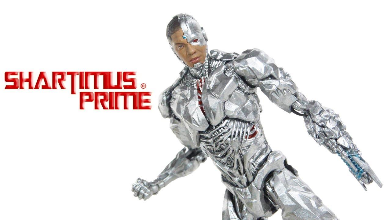 Download MAFEX Cyborg Justice League Movie DC Comics Import Medicom Action Figure Review