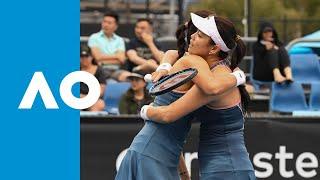 Chan/Chan v Sasnovich/Townsend match highlights (3R) | Australian Open 2019