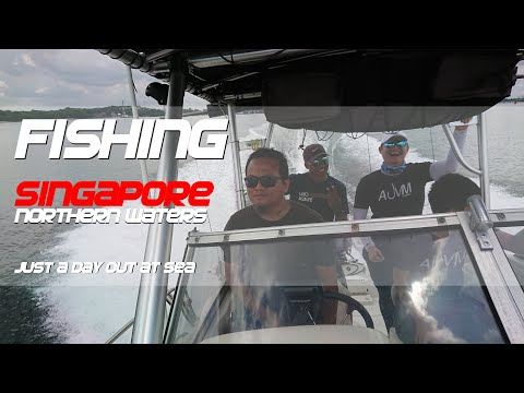Singapore Fishing: Offshore Fishing At Singapore Northern Waters