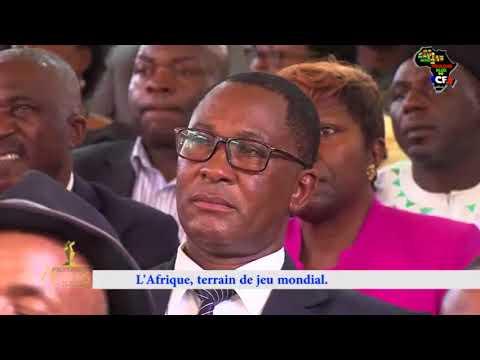 PK FOKAM AWARDS - Discours panafricaniste du Dr Paul K. FOKAM