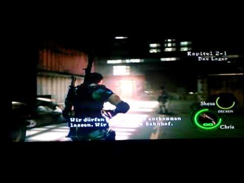 Resident Evil 5 hack Waffen