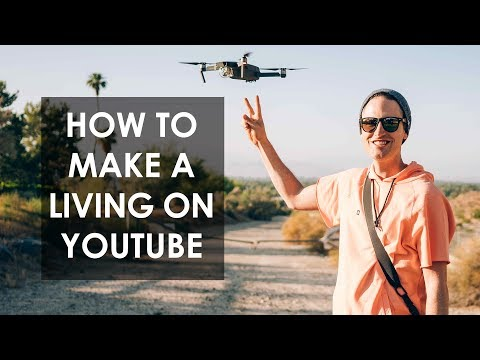How to Make a Living Off YouTube — 3 Secrets