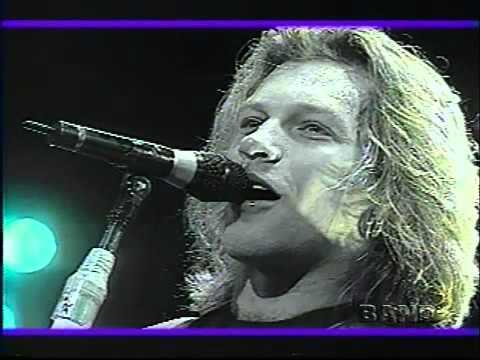 BON JOVI - Brasil 1995 (These Days Tour Live) Full Show