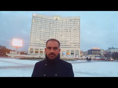 Travelling With Tasos To Murmansk Russia