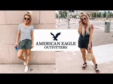 American Eagle Summer Basics!