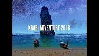 Travel Vlog: Krabi Adventure 2018