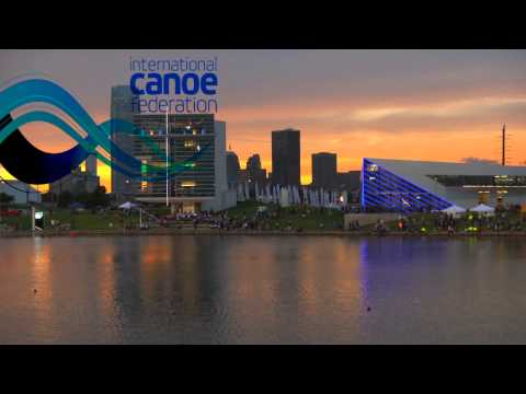 Welcome 2014 Canoe Marathon World Championships to Oklahoma City Sept. 26-28 Travel Video