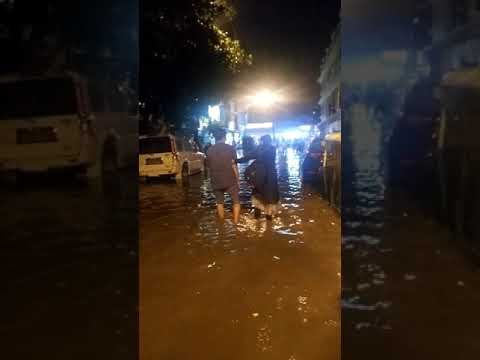 Bangalore Roads or swimming pool