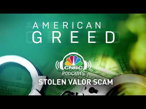 American Greed Podcast: Stolen Valor Scam | CNBC Prime