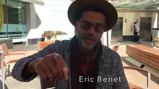 Eric Benét Australia & New Zealand tour announcement
