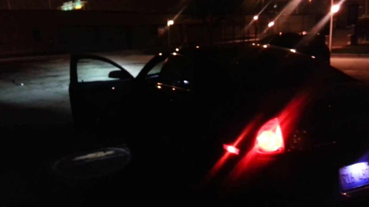 Chevy Malibu 6000k Hids Leds Door Projectors Youtube