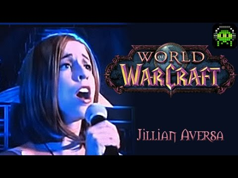 "World of Warcraft - ""Invincible"" - Video Games Live (VGL) - Jillian Aversa & Russell Brower"