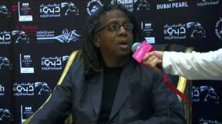 DIFF09 - Mama Keita Interview - African Cinema