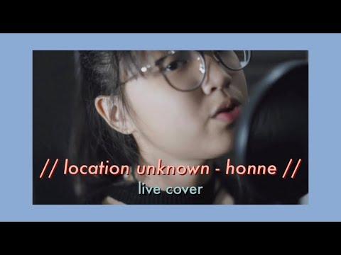 HONNE - Location Unknown (KIM! Cover)