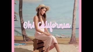 낭만적인 캘리포니아를 담은 데싱디바 오! 캘리포니아 컬…