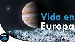 Life on the Moon Europe | Jupiter's moon to be explored by humanity | Geiseres