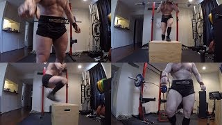 Response to Jeremy Ethier - How To Get BIGGER Quads