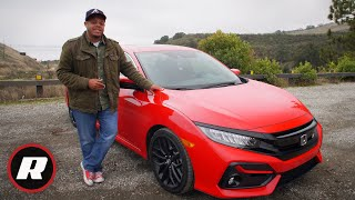 2020 Honda Civic Si is a budget performance best buy