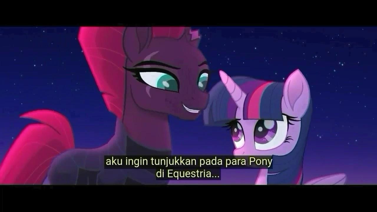 rainbow  my little pony the movie indonesian subtitle