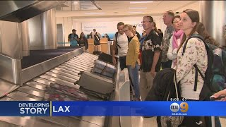 Missile Alert Made For Uneasy, Scary Flight To LAX