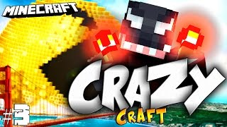 PAC-MAN! | Crazy Craft #3