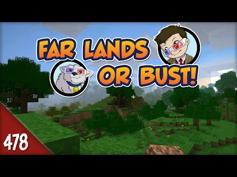Minecraft Far Lands or Bust - #478 - Tour Guide