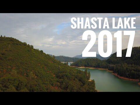 Shasta Lake 2017