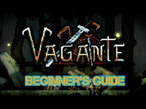 Vagante: A Beginner's Guide