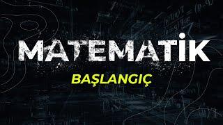 Matematiğin Hikayesi - BAŞLANGIÇ