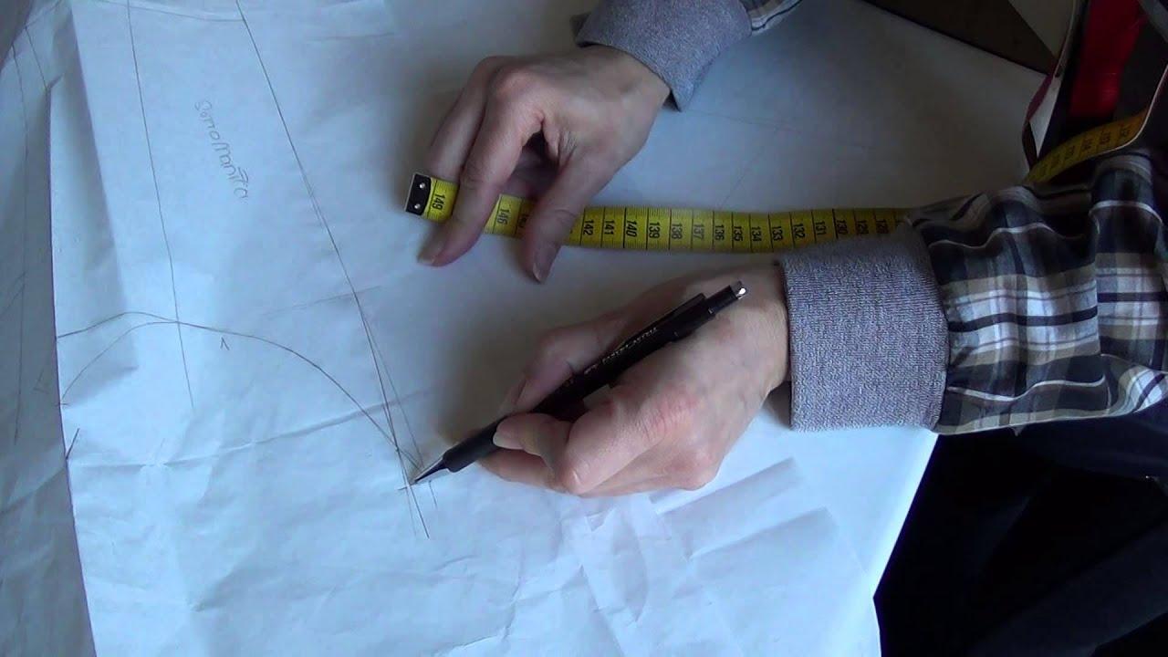 Come accorciare maniche giacca uomo con bottoni