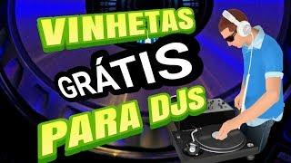 BAIXE JÁ /VINHETAS GRÁTIS PARA DJ,s/ESCREVA-SE NO CANAL!