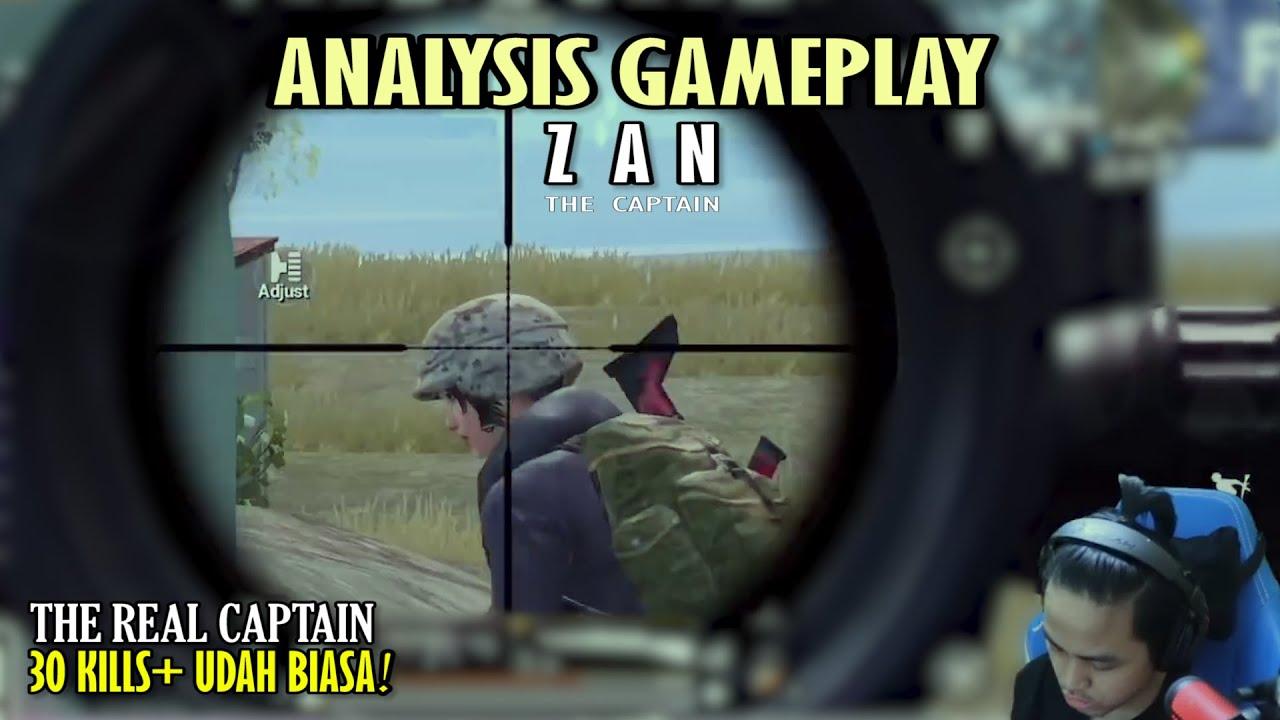 ASLI INDONESIA, JAGO BANGET! ngapain lagi nonton orang luar? Analysis @ZAN  - PUBG Mobile