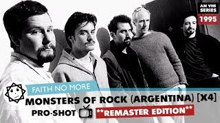 Faith No More - Monsters Of Rock Argentina (1995) **Remaster Edition [X4]**