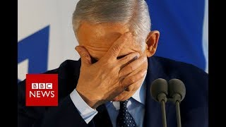 Netanyahu and the allegations of corruption - BBC News