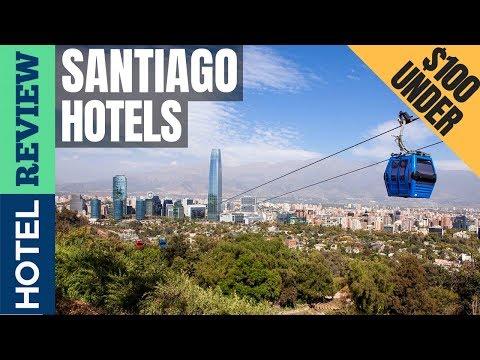 ✅Santiago: Best Hotel In Santiago (2019) [Under $100]
